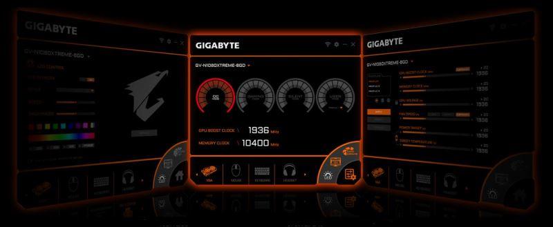 Gigabyte software