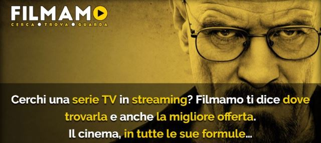 Serie TV e film in streaming