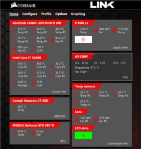 Software Corsair Link