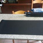 Alphacool Eisteppich Mouse pad black Monsta