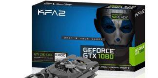 KFA2 GeForce GTX 1080 EXOC