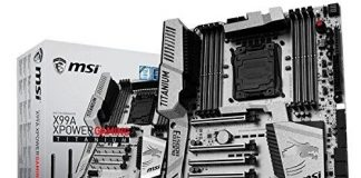 MSI X99A XPOWER Gaming Titanium