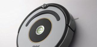 Aspirapolvere robot Roomba iRobot 615