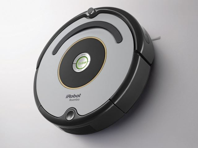 roomba irobot 615 tech universe. Black Bedroom Furniture Sets. Home Design Ideas