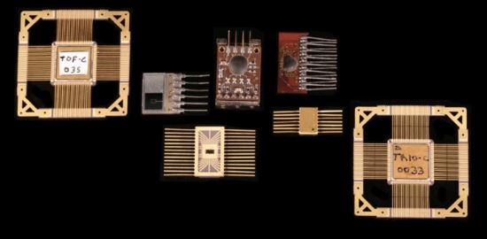 Chip della sonda spaziale juno