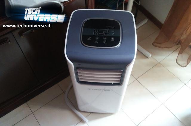 Condizionatore, climatizzatore e ventilatore 7000 Btu Trotec