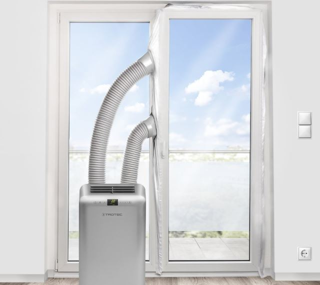 Guarnizione per finestra per climatizzatori tech universe - Guarnizione finestra per condizionatore portatile ...