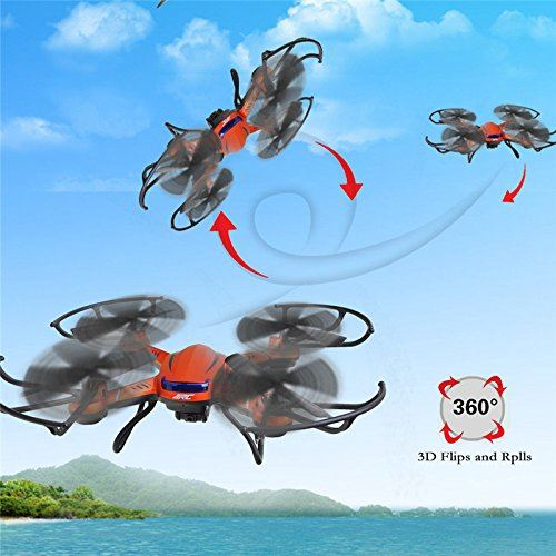 Kingtoys JJRC H12WH volo drone