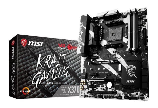 Recensione scheda madre MSI X370 KRAIT Gaming per processori Ryzen