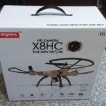 Syma X8HC scatola e unboxing