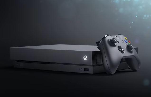Nuova console Xbox One X presentata da Microsoft E3 2017