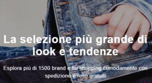 Zalando: Vendita online abbigliamento e scarpe