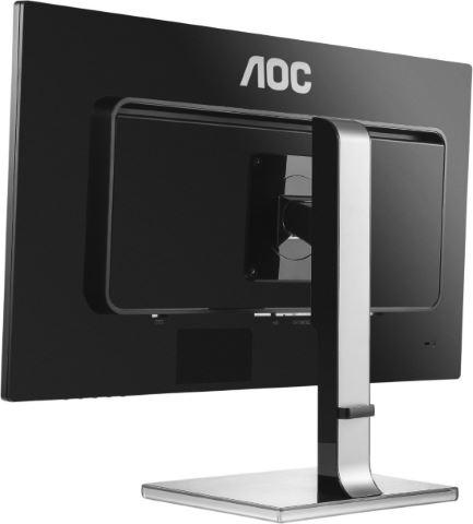 Monitor 32 pollici AOC U3277PWQU LCD