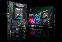 Scheda madre mainboard ASUS ROG STRIX X299-E Gaming