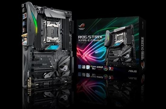 Scheda madre mainboard ASUS STRIX X299-E Gaming