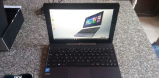 Recensione notebook convertibile Asus Transformer BOOK