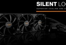 Be quiet! Silent Loop 360 AIO raffreddamento a liquido