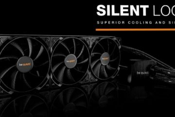Be quiet! Silent Loop 360 AIO raffreddamento a liquido