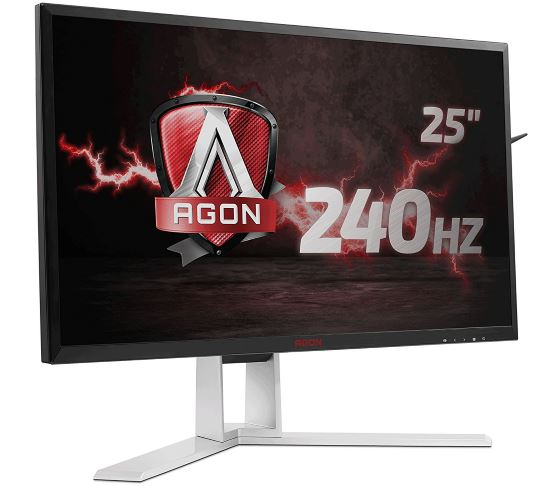 Miglior monitor gaming 240Hz
