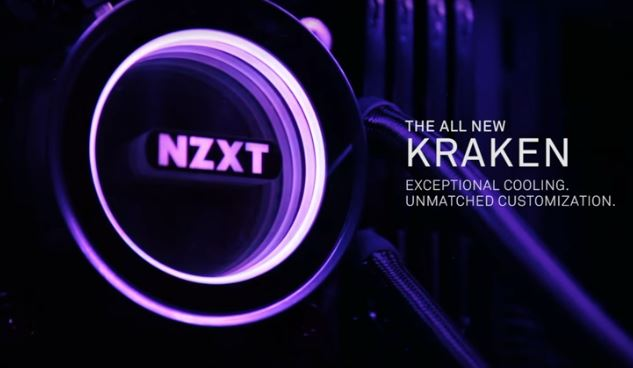 Raffreddamento a liquido NZXT Kraken X42