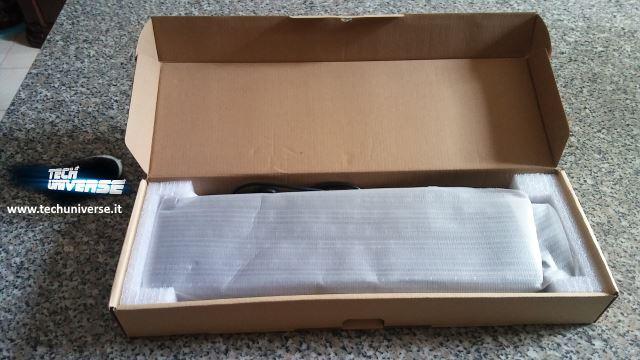Unboxing tastiera meccanica AUKEY