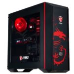 Case PC da gaming Cooler Master MasterBox 5 MSI Gaming Edition