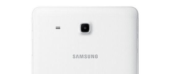 Fotocamera posteriore 5 MP tablet della Samsung