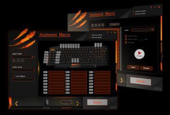 Profili macro keyboard meccanica Asus