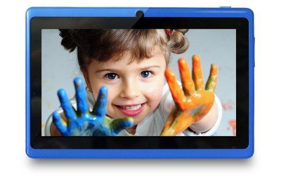 Recensione Yuntab Q88 Tablet 7 pollici con fotocamera