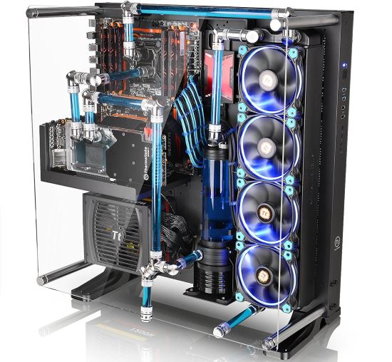 Case modding PC gaming