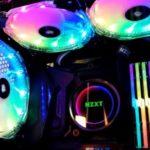 Case modding e illuminazione a LED componenti hardware