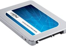 Recensione Crucial BX300 SSD