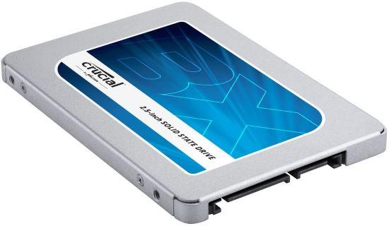 Recensione Crucial BX300 SSD