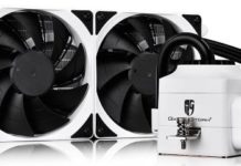 DeepCool Captain 240 EX dissipatore a liquido per processori Intel e AMD