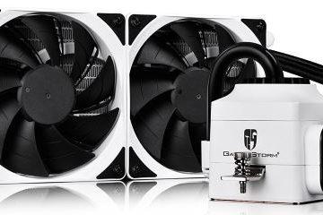 DeepCool Captain 240 EX dissipatore a liquido per processori Intel e AMD