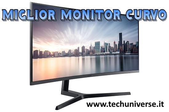 Classifica miglior monitor curvo