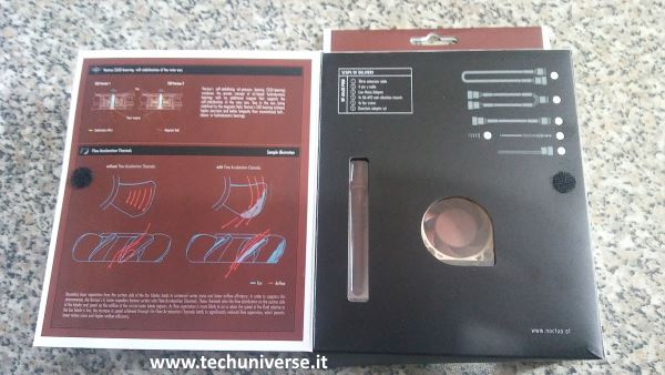Noctua NF-A4x20 finestra apertura scatola unboxing
