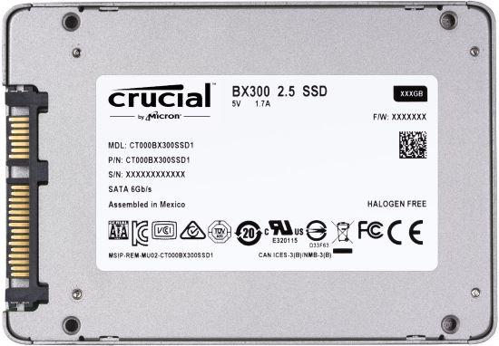 Retro SSD Crucial BX300 480GB