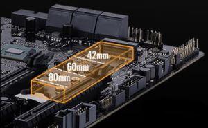 SSD M.2 su scheda madre Asus TUF X299