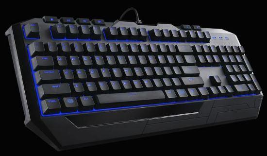 Tastiera Cooler Master Storm Devastator II con illuminazione a LED