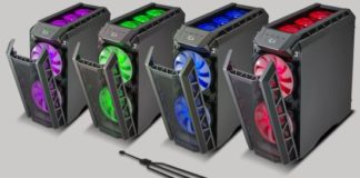 Nuovi case Cooler Master MasterCase H500P