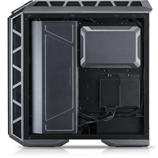 Cooler Master MasterCase H500P posteriore copertura dei cavi