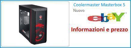 Case PC Coolermaster Masterbox 5