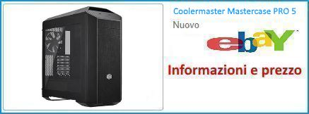 Case PC Coolermaster Mastercase PRO 5