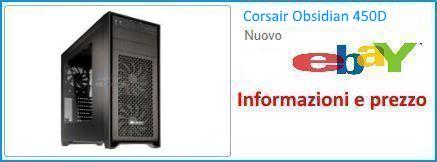 Case PC Corsair Obsidian 450D