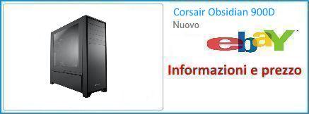 Case PC Corsair Obsidian 900D