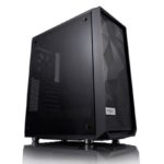 Fractal Design Meshify C case PC vetro temperato