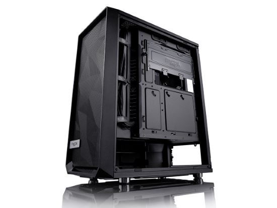 Fractal Design Meshify C interno case PC
