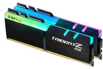 G.Skill Trident Z RGB Nuove DDR4 per Intel Coffee Lake