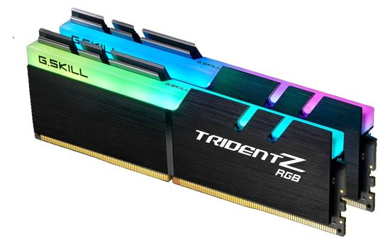 G.Skill Trident Z RGB Nuove DDR4 per Intel Coffee Lake